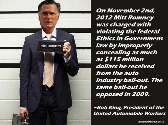 Mitt Romney Values