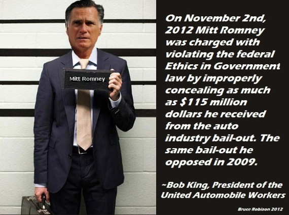 Mitt Romney Values