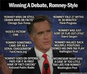 Romney Lies